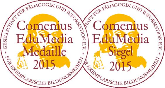 Die Comenius Medaille und das Comenius Siegel 2015 für die Hygieneschulung der inside Unternehmensgruppe