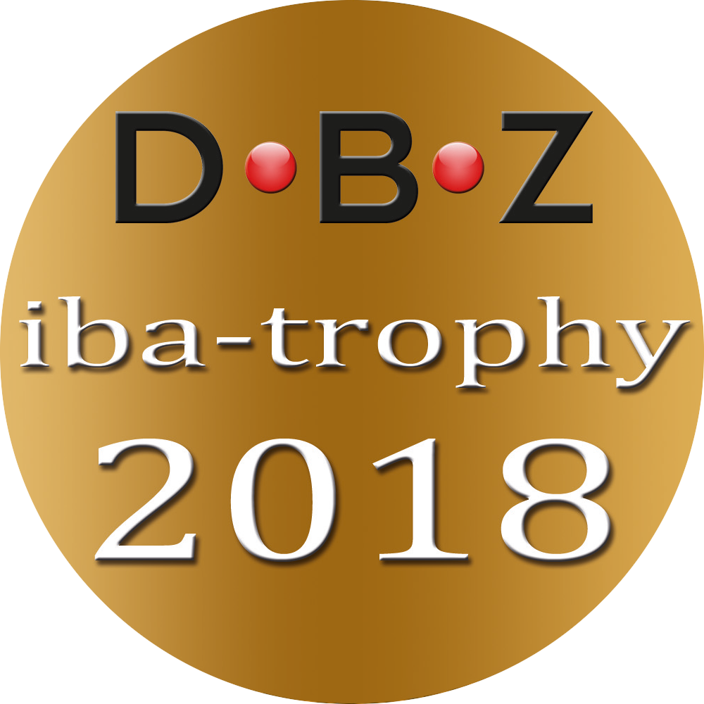 Innovationspreis iba trophy