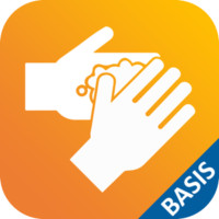 Download-Icon für die Basis-Version der Fit in Hygiene App