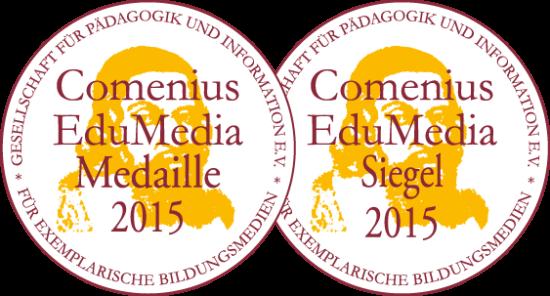 Die Comenius Medaille und das Comenius Siegel für die Fit in Hygiene HACCP-Schulung