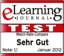 eLearning Journal Test Watch-Rate-Compare 2012
